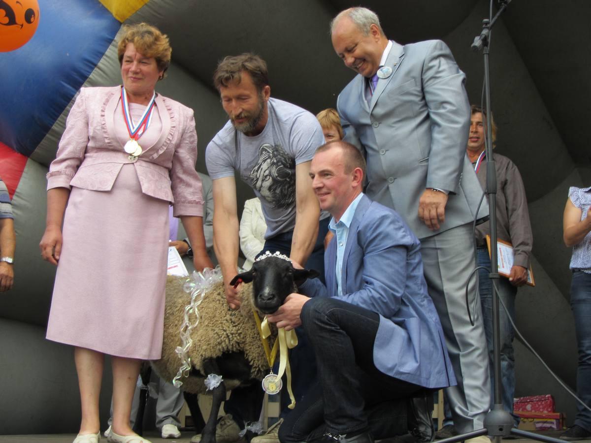 Фестиваль «Романовская овца золотое руно России