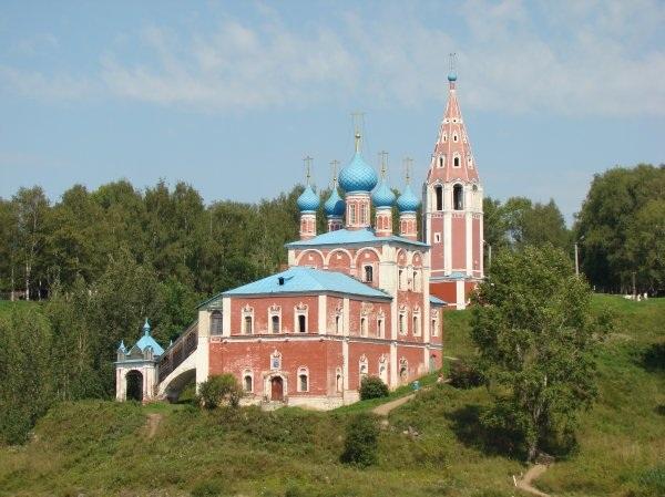 тутаева фото церкви